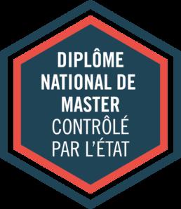 label diplôme national de master contrôlé par l'état