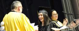 Remise de diplômes en Master
