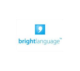 Logo de Bright Language