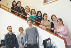Equipe du centre des langues