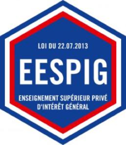 logo espig enseignement supérieur privé