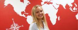 étudiante en master histoire relations internationales parcours géopolitique