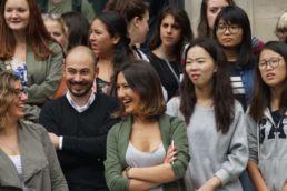 Etudiants internationaux FLSH Lille
