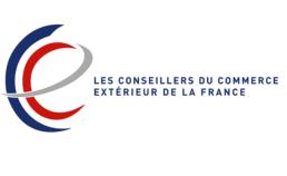 Logo des Conseillers du commerce extérieur de la France (CCEF)
