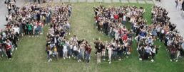 Etudiants de la Faculté des Lettres et Sciences Humaines de l'Université Catholique de Lille