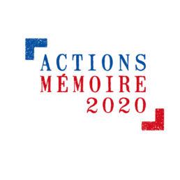 logo label actions mémoires 2020 décerné à la licence histoire