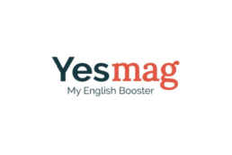 logo yes mag my english booster